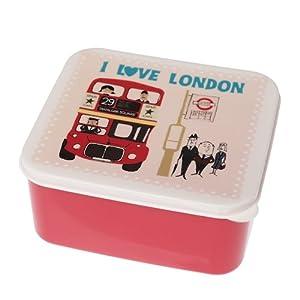 I Love London Lunchbox