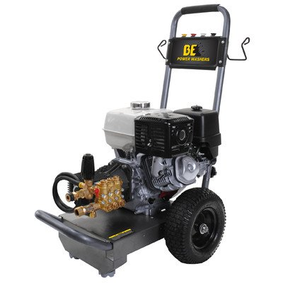 B E Pressure B4013Hcs Gas Powered Pressure Washer, Gx390, 4000 Psi, 4 Gpm front-76440