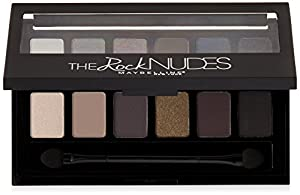 Maybelline New York The Rock Nudes Palette, The Rock Nudes, 0.35 Ounce