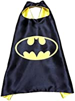 PaLus Children Super Hero Cape Kid Fancy Dress Costume Outfit Superhero New