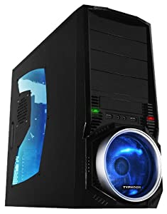 Raidmax Typhoon ATX Mid Tower Case ATX-312WS