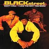 echange, troc Blackstreet - Booti Call