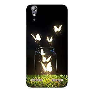 Back cover for Lenovo A6000 Butterfly Jar