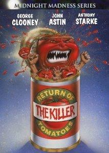 Return of the Killer Tomatoes / リターン・オブ・ザ・キラー・トマト 北米版DVD [Import] [DVD]