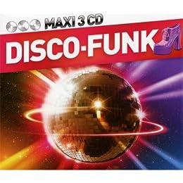 Disco Funk Maxi 3cd