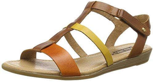 PikolinosALCUDIA 816_V16 - Sandali da donna, colore arancione, taglia 41 EU (7 UK)
