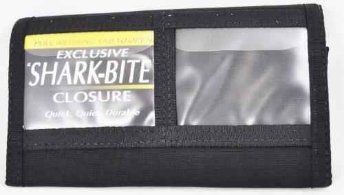 Spec-Ops Brand T.H.E. Checkbook Wallet (Black)