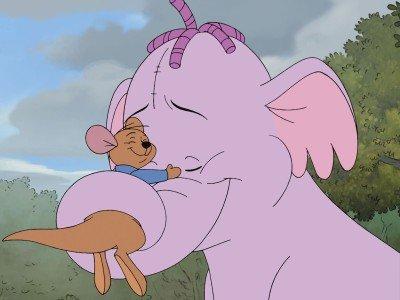Imagen de Winnie the Pooh - Heffalump Movie - ViewMaster 3 Set Carrete