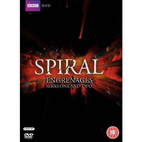 Spiral - Series 1 and 2 Box Set [NON-U.S.A. FORMAT: PAL Region 2 U.K. Import] (Engrenages)