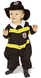 Baby Little Firefighter Costume Size 6-12 Months