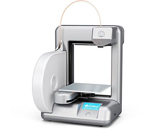 3D Systems 3Dプリンター Cube(キューブ) シルバー