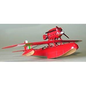 ジブリアニメ 紅の豚 FJ-1【サボイアS.21試作戦闘飛行艇】●1/72スケールプラモデル組み立てキット アドリア海を駆け抜けた伝説の戦闘飛行艇、
