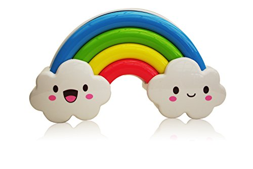 Baby Night Light Lamp For Toddler Kids Children Rainbow