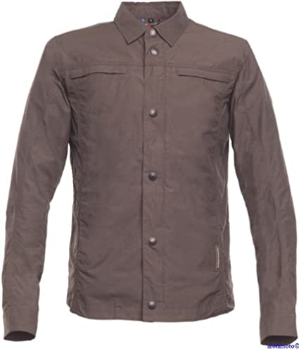 Tucano urbano 8901OB5 fEBO-coupe-vent et respirant men's light veste-vert olive-marron-taille l