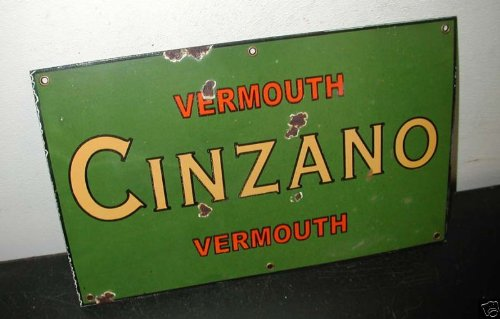 old-porcelain-sign-cinzano-vermouth-smaltatto-enamel-sign
