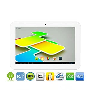 """Teclast A11 tablet 10.1"""" IPS Screen Rockchip RK3066 Dual Core 1.6GHz Android 4.1 16GB 1280x800 pixels Webcam Wifi HDMI"""