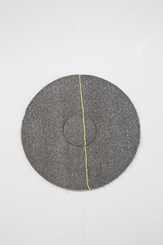 10-unidades-disco-cristalizador-17-43-cm-fino-amarillo-cristalizar-pulir-limpieza