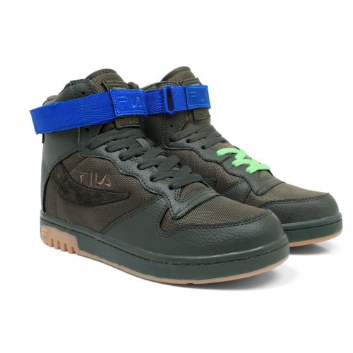 TMNT: Turtles x Fila FX-100 Sneakers
