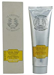 Le Couvent Des Minimes Formula No. 103 Honey and Shea Soothing Foot Cream 5.2 oz (150 ml)