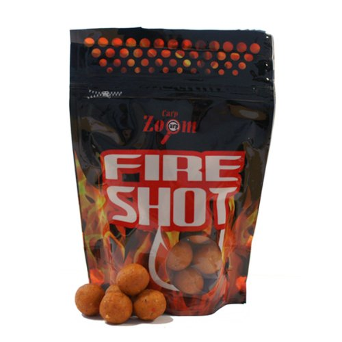 carp fishing bait 16MM FIRE SHOT BOILIES 'SCOPEX' - 120g (CZ8030)