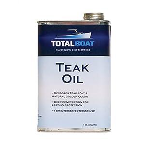 TotalBoat Teak Oil 32 Ounces