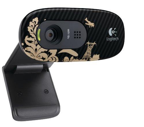 Logitech C270 HD Webcam Victorian Wallpaper