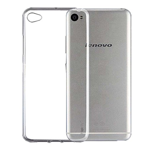 Heartly Ultra Thin 0.3mm Clear Transparent Flexible Soft TPU Slim Back Case Cover For Lenovo Sisley S60 Dual Sim  available at amazon for Rs.110