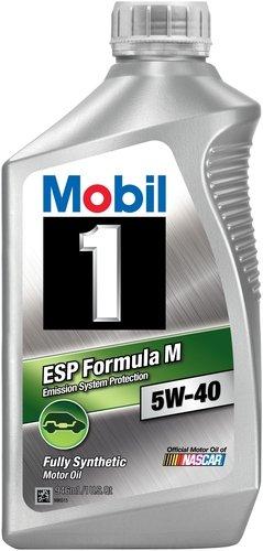 mobil 1 105856 case m 5w 40 esp formula motor oil 1. Black Bedroom Furniture Sets. Home Design Ideas