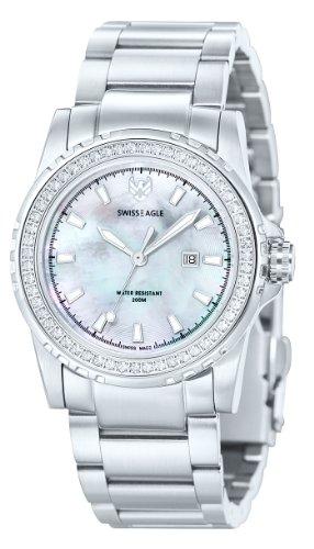 Swiss Eagle SE-6010-22 Reloj de Damas