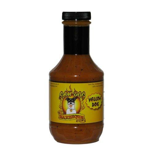 Sam Dog BBQ Yellow Dog Sauce