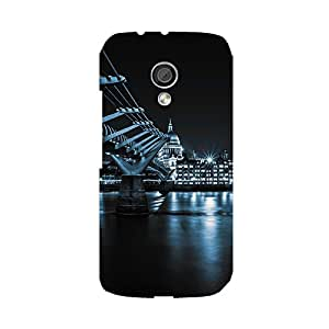 Phone Candy Designer Back Cover with direct 3D sublimation printing for Moto G (2nd Gen)