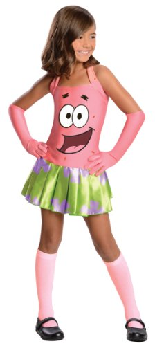 SpongeBob Girl's Patrick Costume