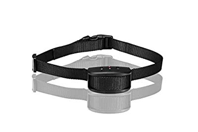 Oternal® Advanced Electronic Anti Bark Dog Collar with No Harm Training Sound and Vibration Collar for Puppy and Small Dog Under 15 Pounds, an No Shock, No Pain and High Quality Pet Training Device