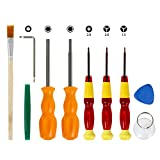 Nintendo Triwing Screwdriver, Keten Professional Nintendo Screwdriver Set with Full Triwing Screwdriver Repair Tool Kit for Nintendo Switch, New 3DS and Nintendo /NES/SNES /DS Lite /GBA