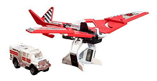 Matchbox Elite Rescue Glider Vehicle - 1