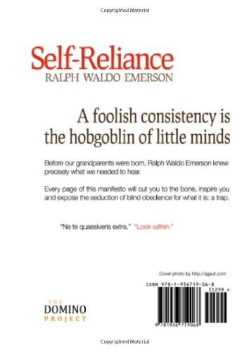 Self Reliance Essay