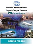ITVV Boeing 777-200 Cathay Pacific DVD