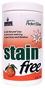 Amazon Com Natural Chemistry 07400 Stain Free Pool Stain