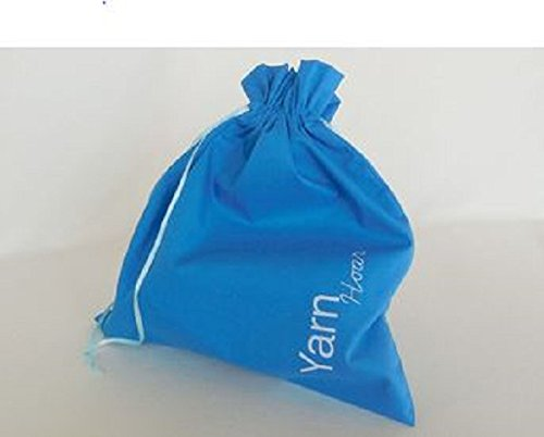 Della Q Edict Project Bags (#118-1) Yarn Hoar-Ocean from Della Q