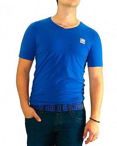 bikkembergs-tshirt-bikkembergs-bleu-basic-v-l-bleu