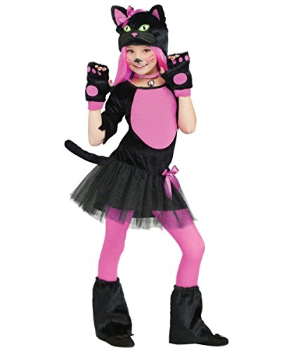 Sweet Miss Kitty Girls Costume deluxe
