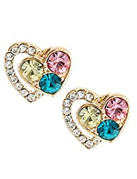 8 Republic London Mother's Day Special Valentine Heart Earrings For Women