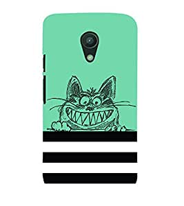 GADGET LOOKS PRINTED BACK COVER FOR MOTOROLA MOTO G2 MULTICOLOR