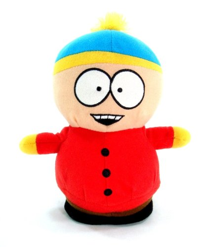 "South Park - Eric Cartman 8.5"" Plush - 1"