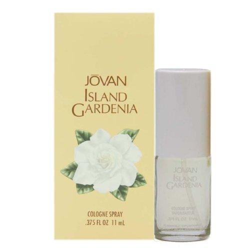Coty Jovan Island Gardenia Perfume Cologne Spray