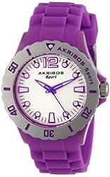 """Akribos XXIV Women's AK536PU """"Essential"""" Watch"""