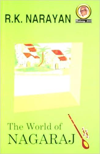RK Narayan Books List, Short Stories : The World of Nagaraj