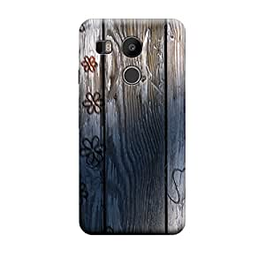 Ebby Premium Printed Back Case Cover With Full protection For LG Nexus 5x (Designer Case)