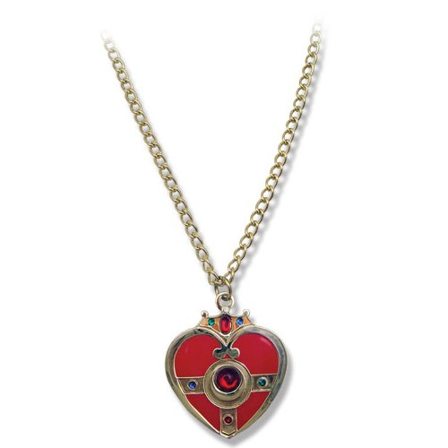 Sailormoon - Cosmic Heart Metal Necklace - 1