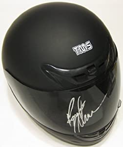 Ryan Newman #39, Nascar Driver, Signed, Autographed, Full Size Helmet, a COA and the... by Coast to Coast Collectibles